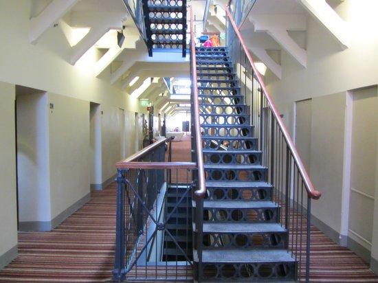 Hotel Katajanokka: Shawshank Hallway