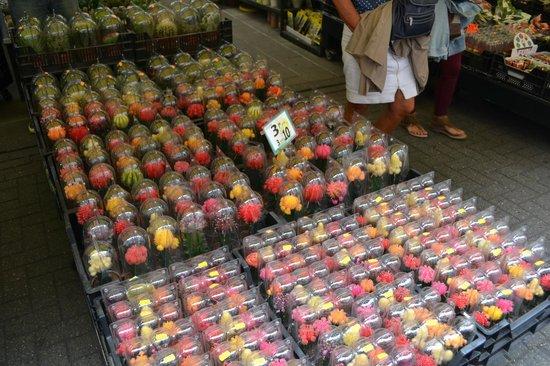 De L'Europe Amsterdam: Flower market