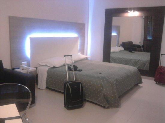 Hotel la Corte : panoramica della camera