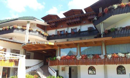 Hotel La Perla: L'Hotel