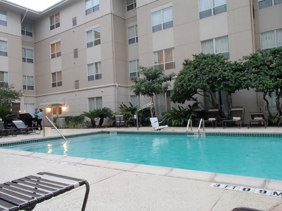 HYATT house Houston/Galleria: Pool
