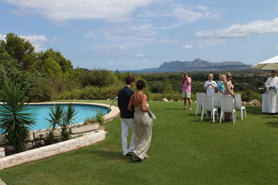 Golf Pollenca: more of the view