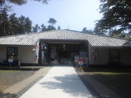 Karakuwa Peninsula Visitor Center - Tsunami Taikenkan