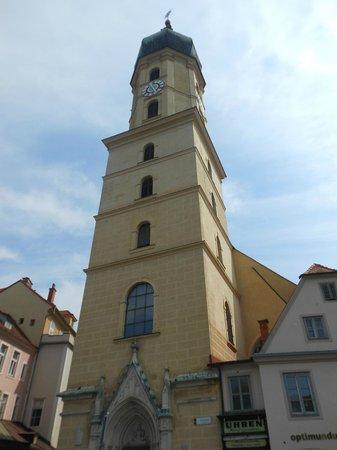 Church of the Franciscans (Franziskanerkirche): Campanile
