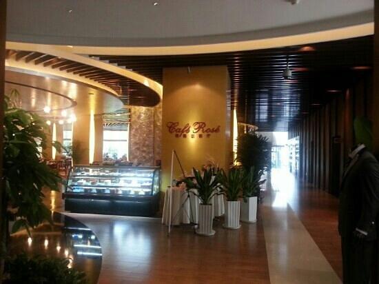 Grand Soluxe Zhongyou Hotel Shanghai: 로비