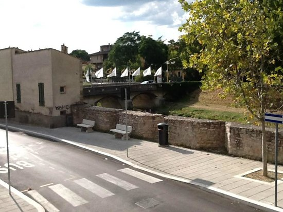 Albergo Ristorante Le Mura: panorama