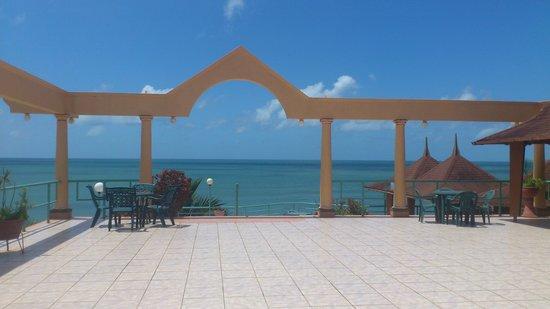 Playa del Este Resort: spectacular view
