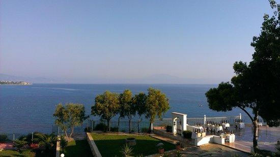 Balcony Hotel: La splendida terrazza