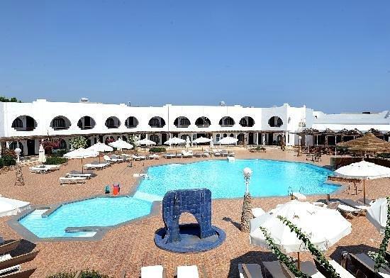 Aida Hotel Sharm El Sheikh El Hadaba : East view