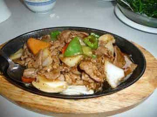 China City Licensed BYO Restaurant : Sizzling venison so so good