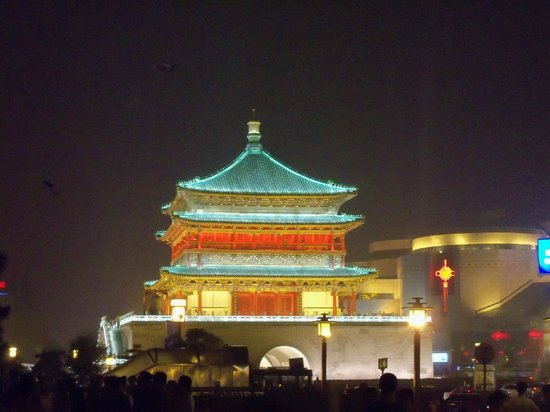Drum Tower (Gulou): Xi'an Drum Tower