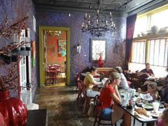 Veracruz Cafe: My favorite room