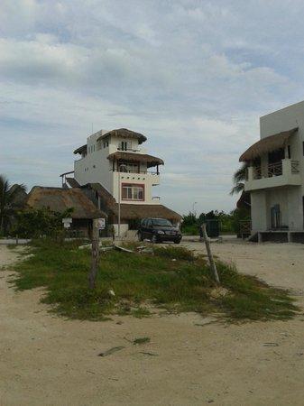 Ko'ox El Hotelito Beach Hotel: El Hotel