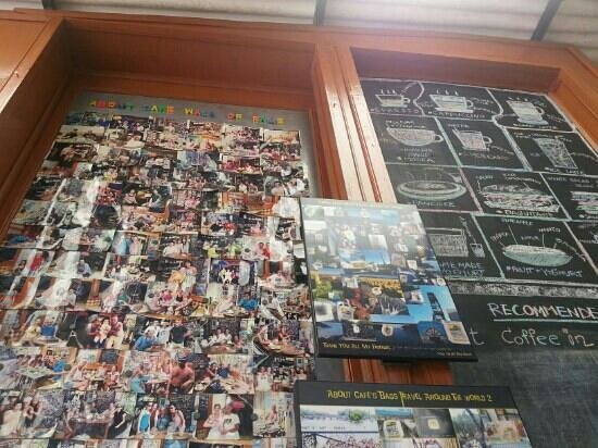 About Cafe' Koh Samui : hall of fame (past customers)