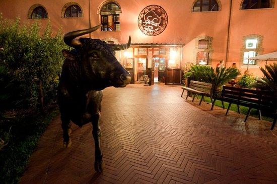 Ristorante la pampa roma ristorante recensioni numero for La vecchia roma ristorante roma