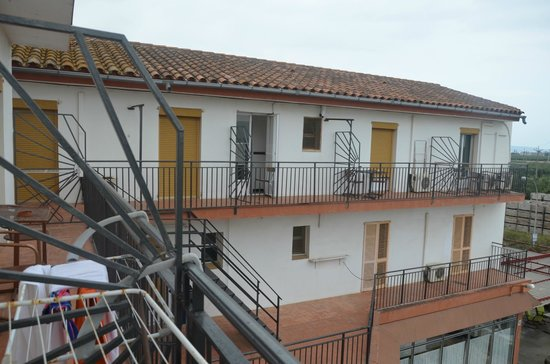 La Masia: Hotel