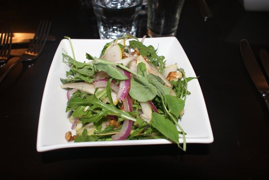The Metung Galley: my salad
