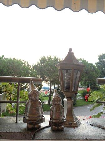 Hotel Victoria au Lac: Particolare della colazione in terrazza 2