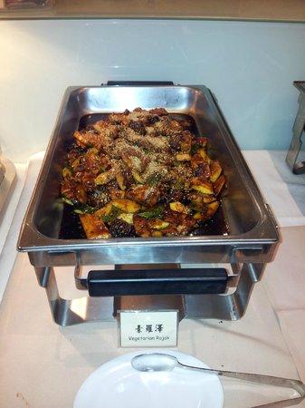 Lingzhi Vegetarian: Vegetarian Rojak