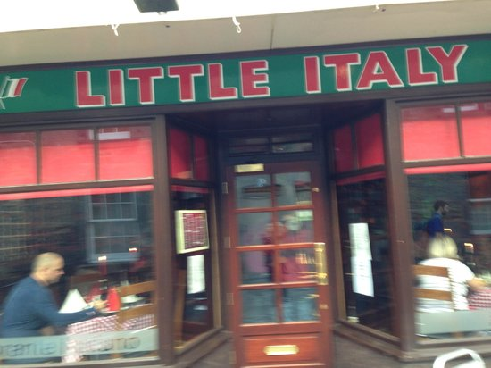 Little Italy: Dont' Miss this one!