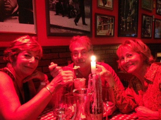 Little Italy: Cheers!
