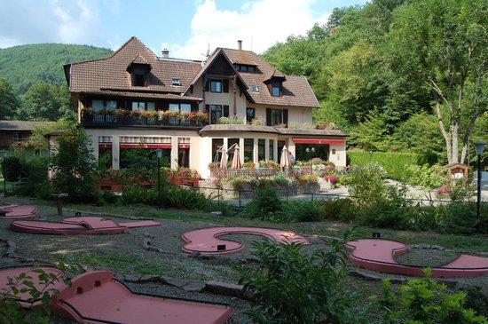 Tarifs A La Carte Picture Of Le St Barnabe Hotel Spa Buhl