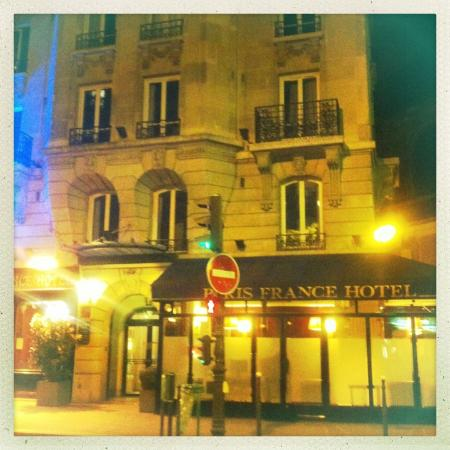 Photo of Paris France Hotel taken with TripAdvisor City Guides