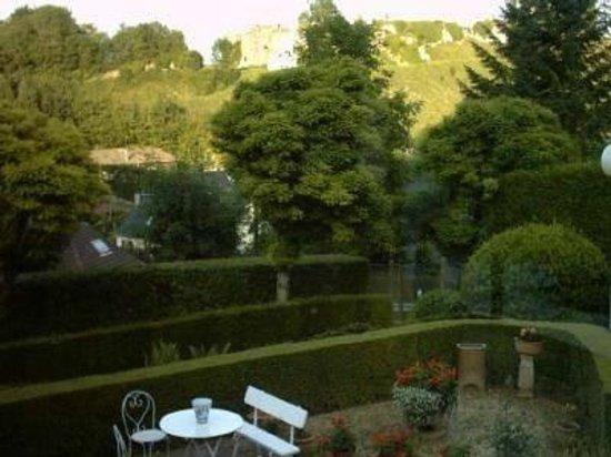 Hove To : Un beau jardin de 3000 m²