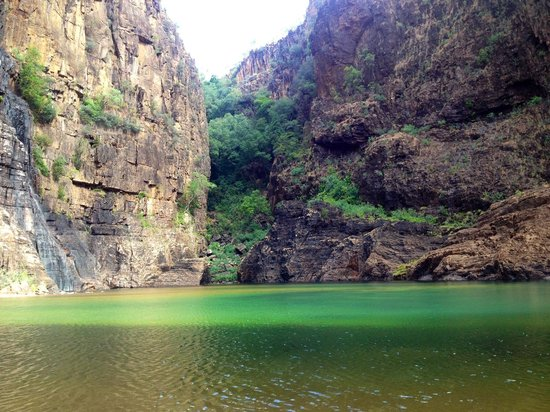 Maguk Gorge : Twin falls