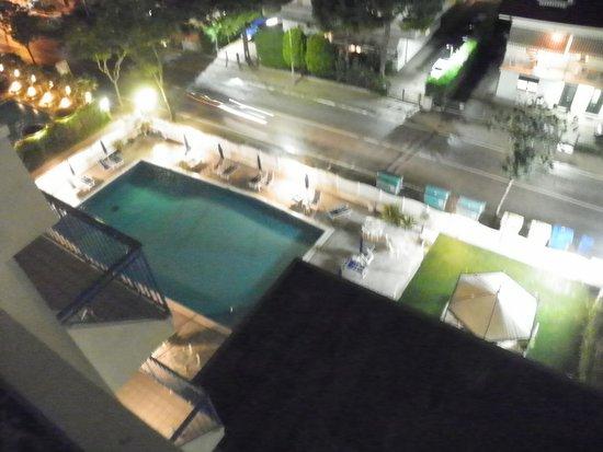 Hotel Bolivar : Blick auf den Pool