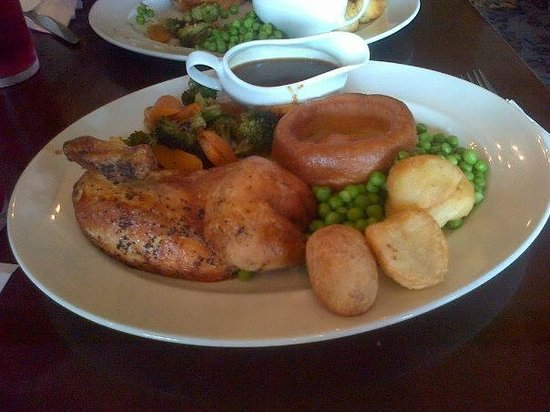 The Albert and The Lion: Sunday Roast