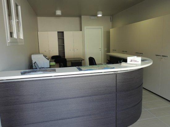 Residence & SPA Villa Paradiso : Reception