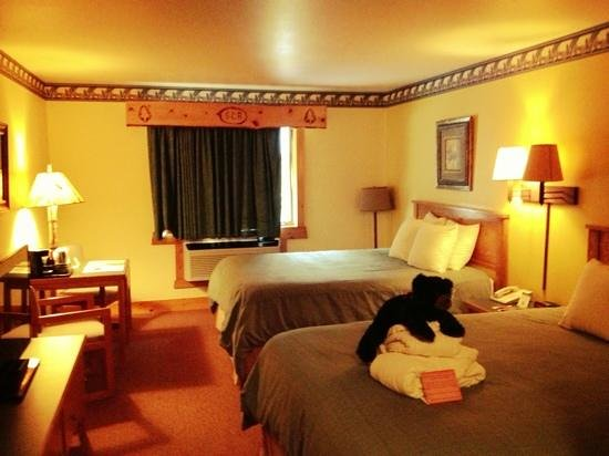 Spearfish Canyon Lodge: standard double