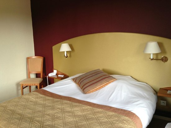 Hotel Le Continental : chambre double