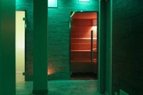 Residence & SPA Villa Paradiso : Wellness & SPA area