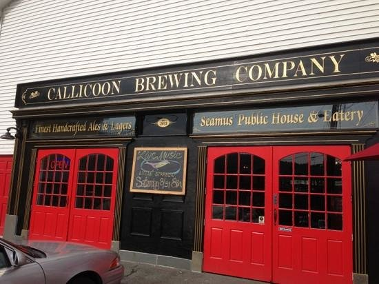 Callicoon brewery: great place