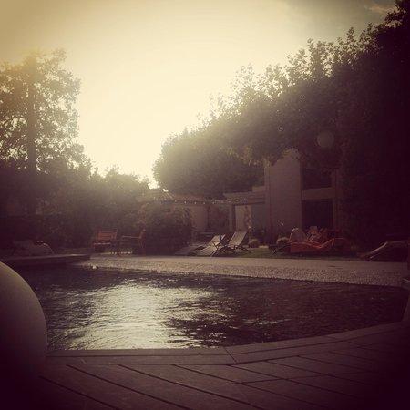 Hotel 96: la piscine