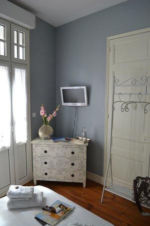 Maison l'epicurienne: la petite chambre