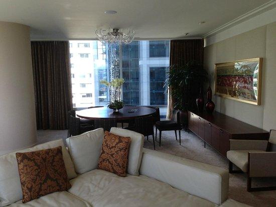 Shangri-La Hotel, Vancouver: Diningroom