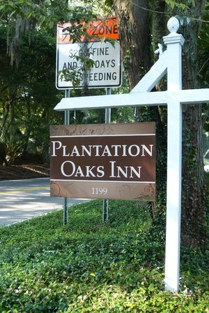 Plantation Oaks Inn : A wonderful place to stay....
