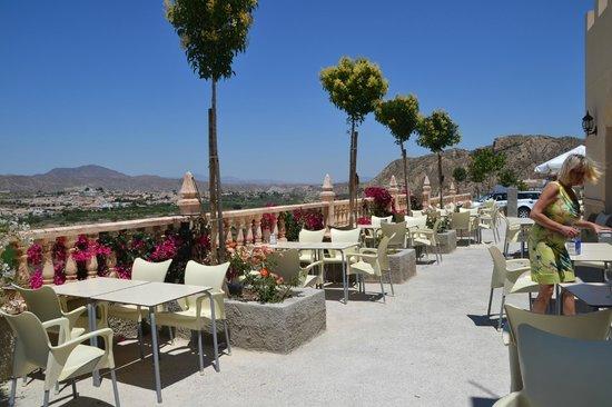 Castillo Restaurante Rincon Arboleas