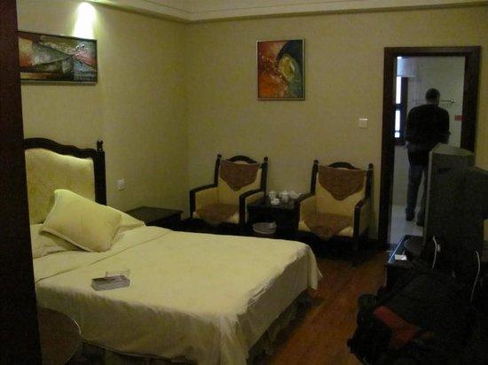 Taohualing Hotel Yichang : Room