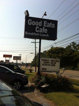 Good Eats Cafe Lenoir City, Tennessee