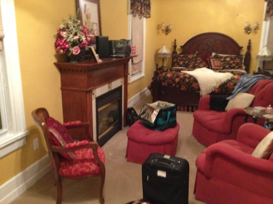 Whistling Swan Inn : My Room