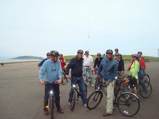 Edinburgh Bike Tours: June 7th 2013