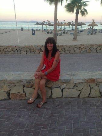 Hotel Agua Beach: Chilled