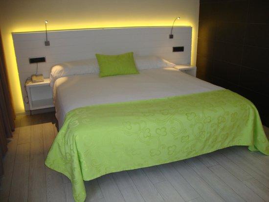 Hotel Spa La Terrassa : habitación
