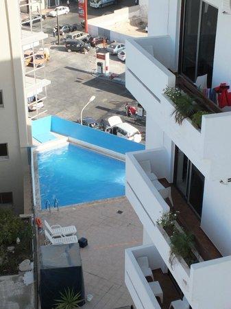 Studiotel afoud : Le mini piscine