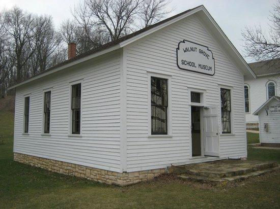Scott County Park, 18850 270th Street, Walnut Grove Village