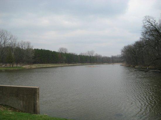 Scott County Park, 18850 270th Street, Lake
